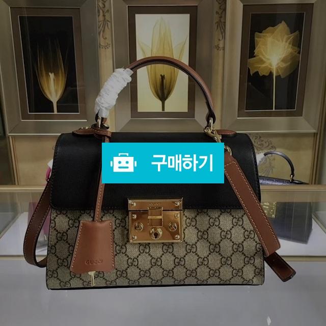 구찌 패드락 핸드백 / HELLOHELLO명품 / 디비디비 / 구매하기 / 특가할인