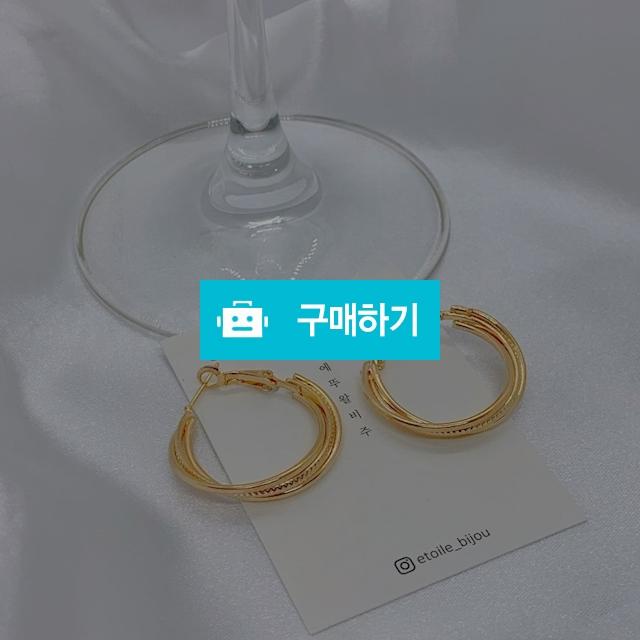 세줄 심플 링 귀걸이 / 에뚜왈비주님의 스토어 / 디비디비 / 구매하기 / 특가할인