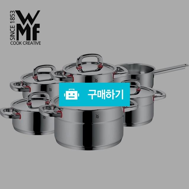 WMF 프리미엄 원 6종 냄비세트 독일직배송 관부가세포함 / 이프라임샵님의 스토어 / 디비디비 / 구매하기 / 특가할인