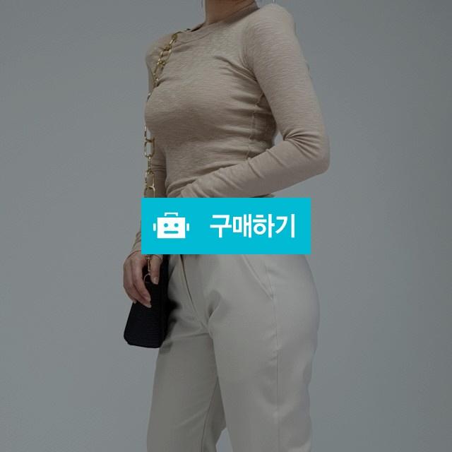 슬림 숄더 모달 티셔츠 / 설세라 / 디비디비 / 구매하기 / 특가할인