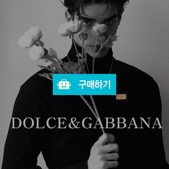 DOLCE & GANNANA 돌체앤가바나 18FW 골드플레이트 골지 터틀넥 / 럭소님의 스토어 / 디비디비 / 구매하기 / 특가할인