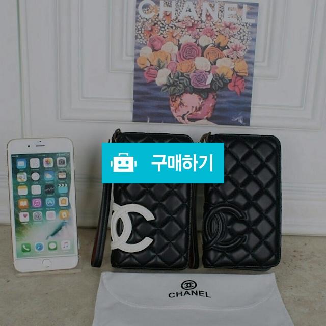 샤넬 전기종 슬라이딩 폰케이스 (2색상) / 럭소님의 스토어 / 디비디비 / 구매하기 / 특가할인