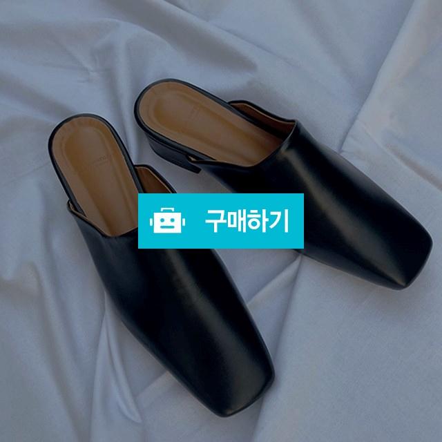 스퀘어 뮬 슬리퍼 / 무드스윙 / 디비디비 / 구매하기 / 특가할인