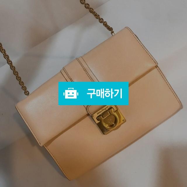 [정품중고]페라가모 미니 체인숄더백 / 세상모든중고는 stylenala / 디비디비 / 구매하기 / 특가할인