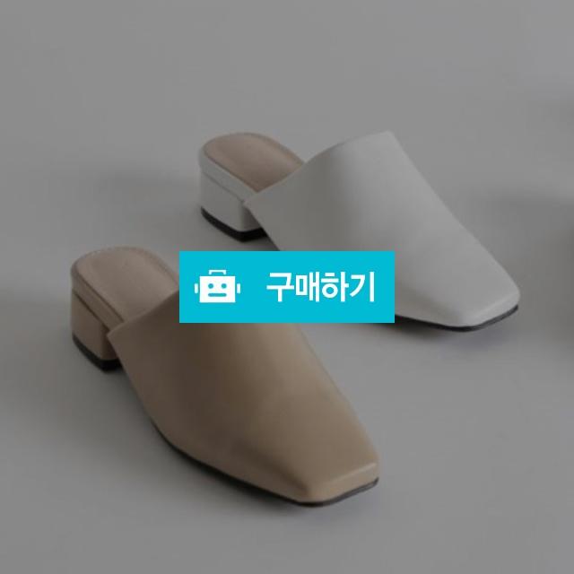 여성 발등 뮬 블로퍼 굽3cm 실내화 슬리퍼 (색상4종) / 모닝마켓 / 디비디비 / 구매하기 / 특가할인