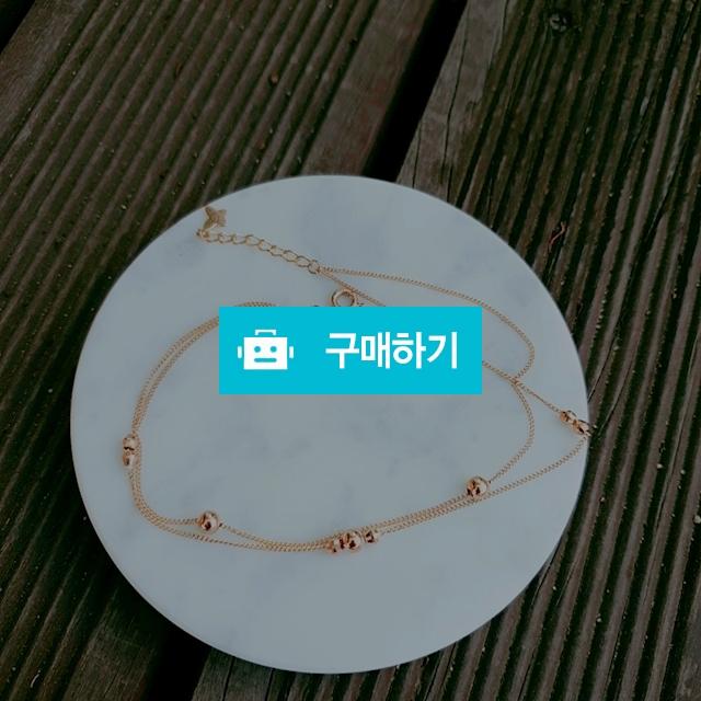 106 2줄발찌 14k (당일배송) / 엘앤제이쥬얼리님의 스토어 / 디비디비 / 구매하기 / 특가할인