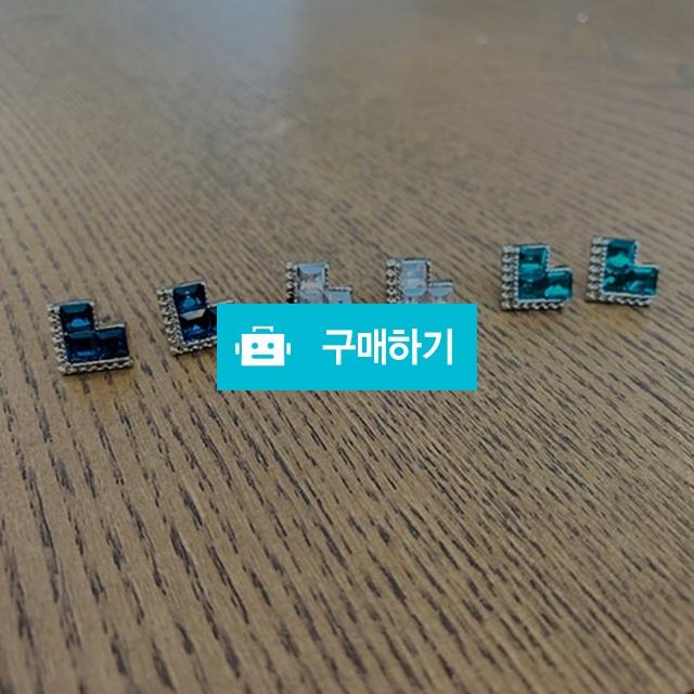 하트 큐빅 귀걸이 / 미니으니의 마녀서랍 / 디비디비 / 구매하기 / 특가할인