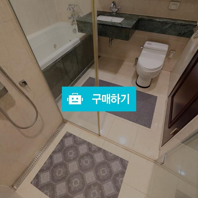 욕실청소 쉬워지는 깔끔한 욕실매트 _  확실한 미끄럼방지 기능  / 니움NIUMinfo님의 스토어 / 디비디비 / 구매하기 / 특가할인