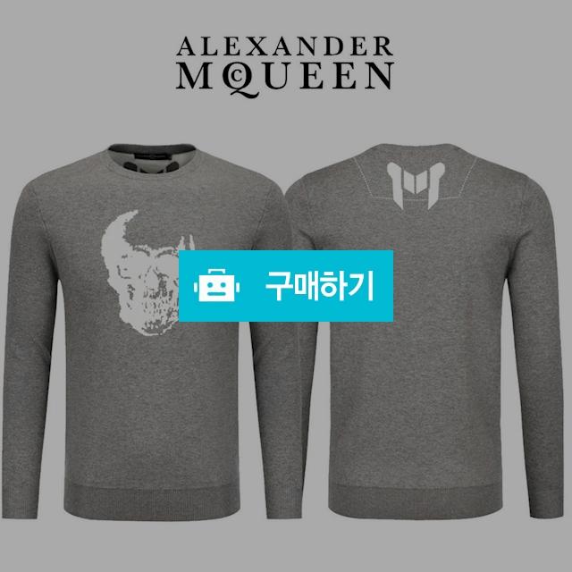 알렉산더맥퀸 스컬니트   / 럭소님의 스토어 / 디비디비 / 구매하기 / 특가할인