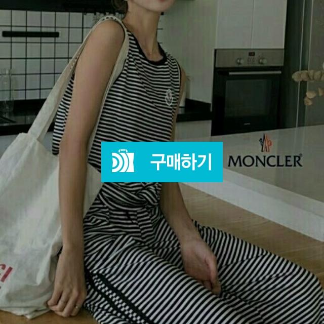 몽클 민소매잔단세트 / 영블리샵님의 스토어 / 디비디비 / 구매하기 / 특가할인