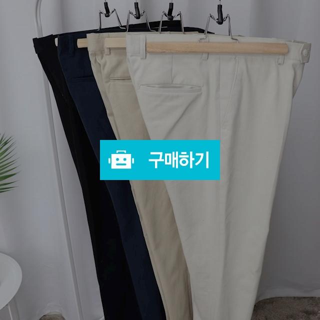 슬림핏 피치 일자 슬랙스 / 원앤온리님의 스토어 / 디비디비 / 구매하기 / 특가할인