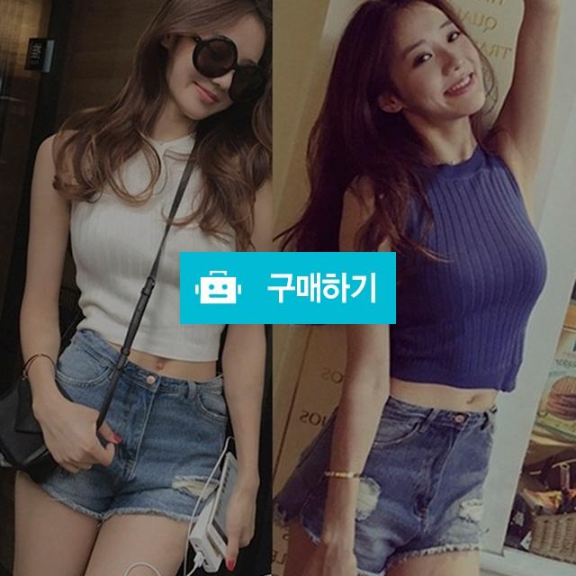 여자민소매 티셔츠 OT034 / 신라상점 / 디비디비 / 구매하기 / 특가할인