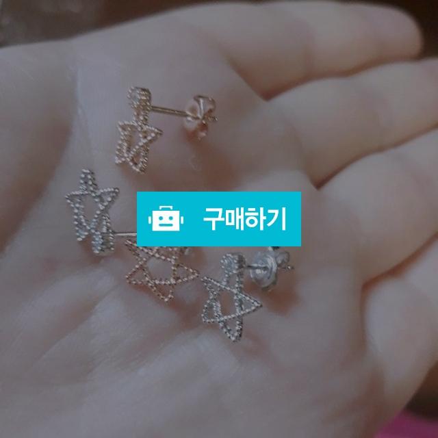 925실버 미니별 포인트 귀걸이  / 러빙유 / 디비디비 / 구매하기 / 특가할인
