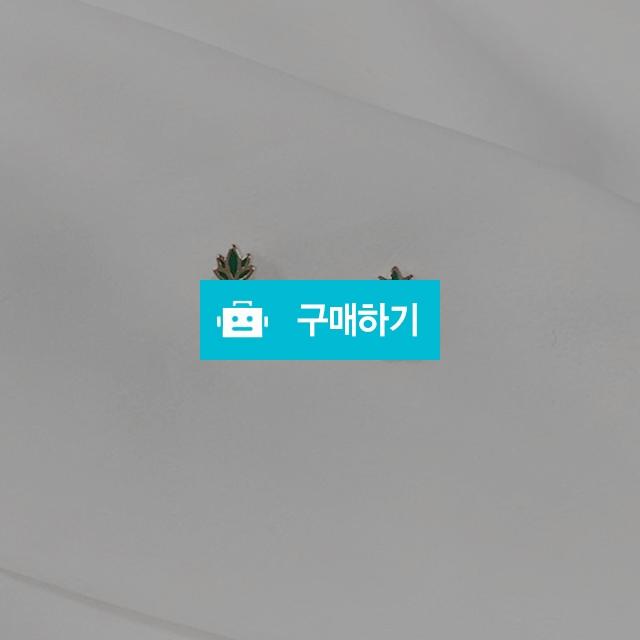 큐빅 미니 파인애플 볼드 귀걸이 / 주씨엘 / 디비디비 / 구매하기 / 특가할인