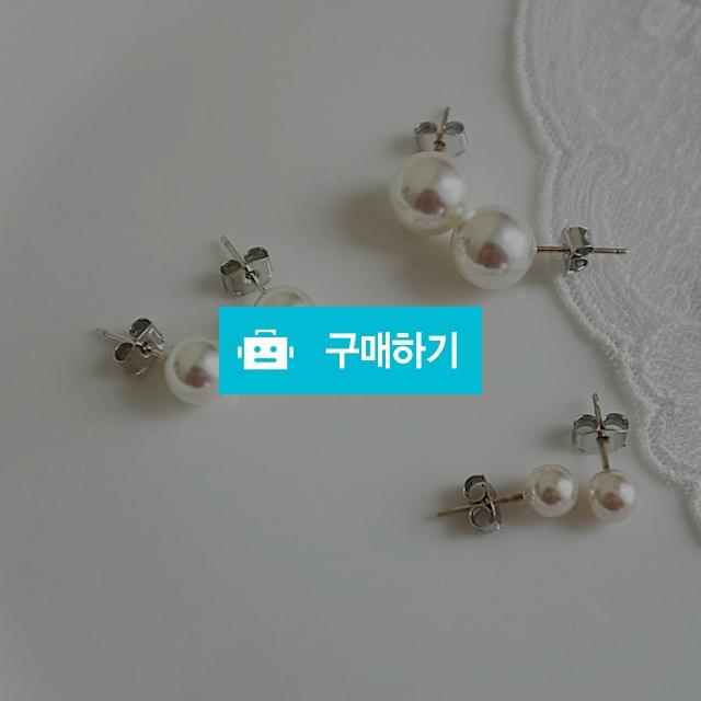 실버은침 925 심플 진주귀걸이 / 예쁨마켓님의 스토어 / 디비디비 / 구매하기 / 특가할인