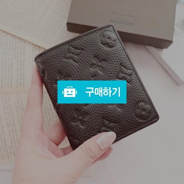 루이비통 앙프 남성용 중지갑 커피  / 럭소님의 스토어 / 디비디비 / 구매하기 / 특가할인