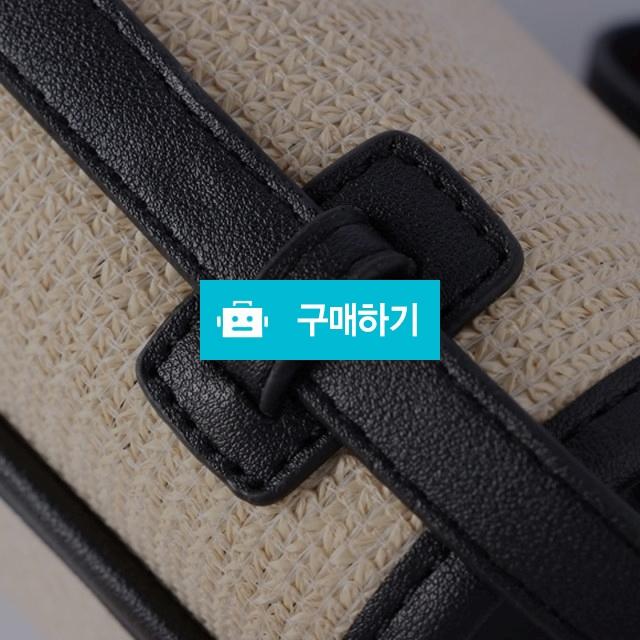 캐주얼 라탄 크로스 미니백 (블랙,브라운) / 네오마켓 / 디비디비 / 구매하기 / 특가할인
