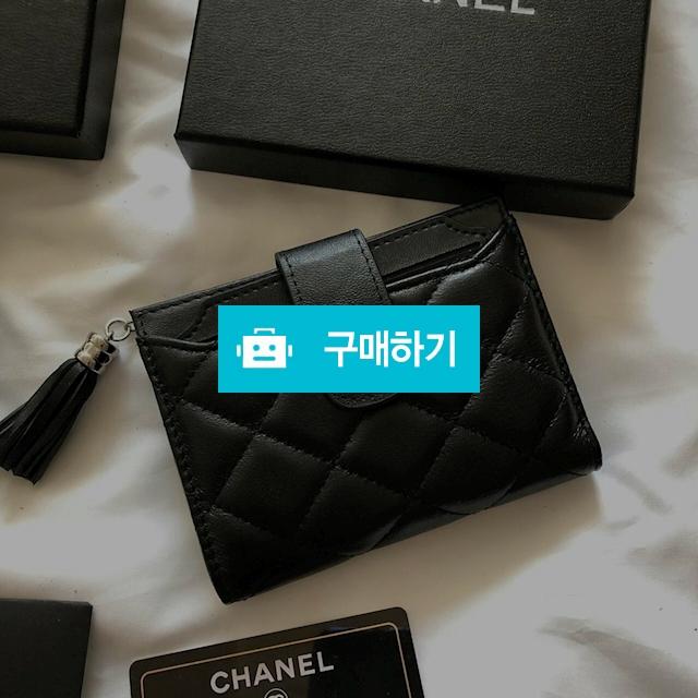 샤넬 테슬지갑 / 영블리샵님의 스토어 / 디비디비 / 구매하기 / 특가할인