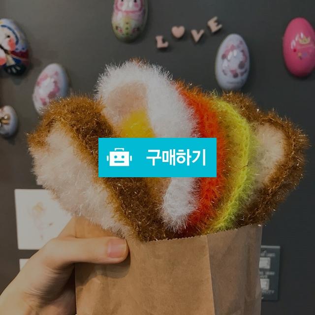 [달콤잡화점] 샌드위치 손뜨개 수세미 / 달콤잡화점 / 디비디비 / 구매하기 / 특가할인