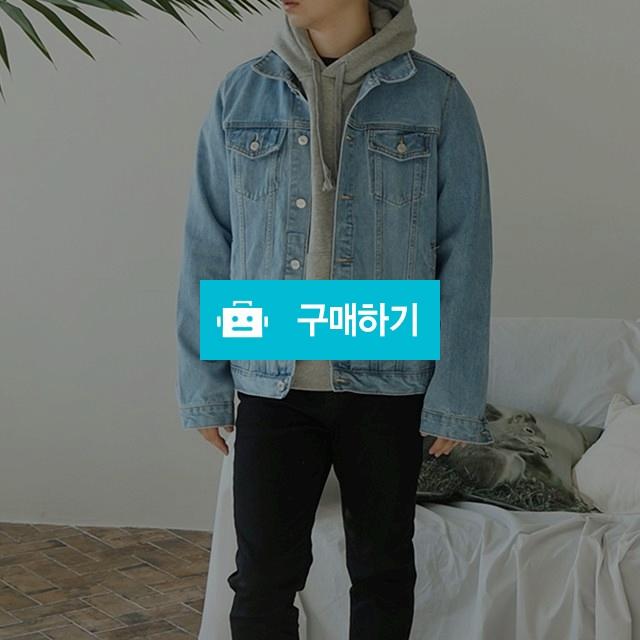 봄 캐쥬얼 연청 남자데님자켓 / wook님의 스토어 / 디비디비 / 구매하기 / 특가할인