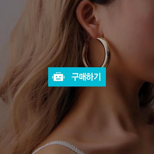 [신주] 빅사이즈 링귀걸이 / Osring님의 스토어 / 디비디비 / 구매하기 / 특가할인