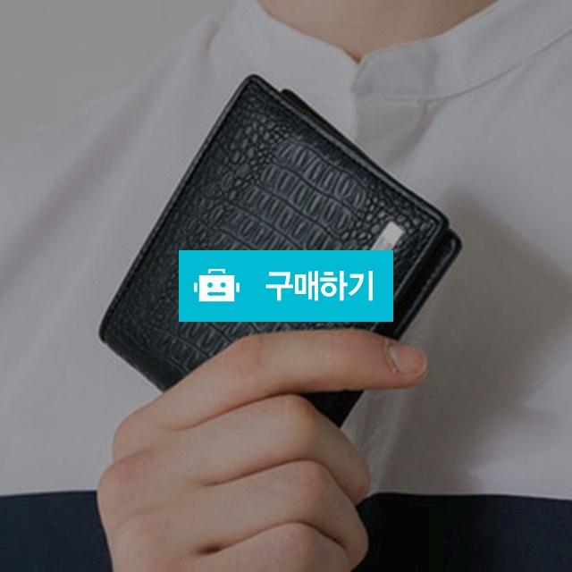 잔잔한 악어무늬 가죽 남성지갑추천 남자반지갑 / 두리씨님의 스토어 / 디비디비 / 구매하기 / 특가할인