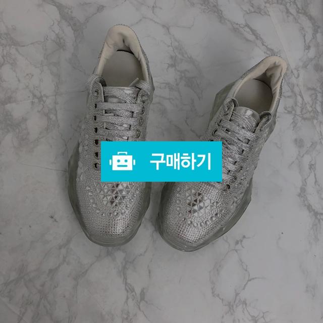 다이아몬드 큐빅 글리터 고무창 스니커즈  / 비쥬비님의 스토어 / 디비디비 / 구매하기 / 특가할인