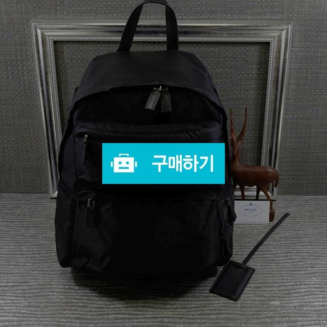 프라다 이서진 백팩  / 럭소님의 스토어 / 디비디비 / 구매하기 / 특가할인