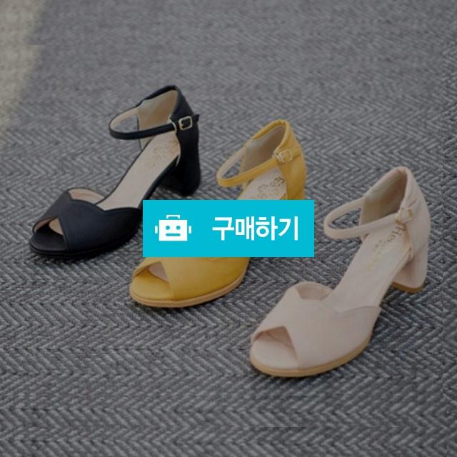 여성 토오픈  발목 스트랩 통굽 샌들 / 금수화님의 스토어 / 디비디비 / 구매하기 / 특가할인