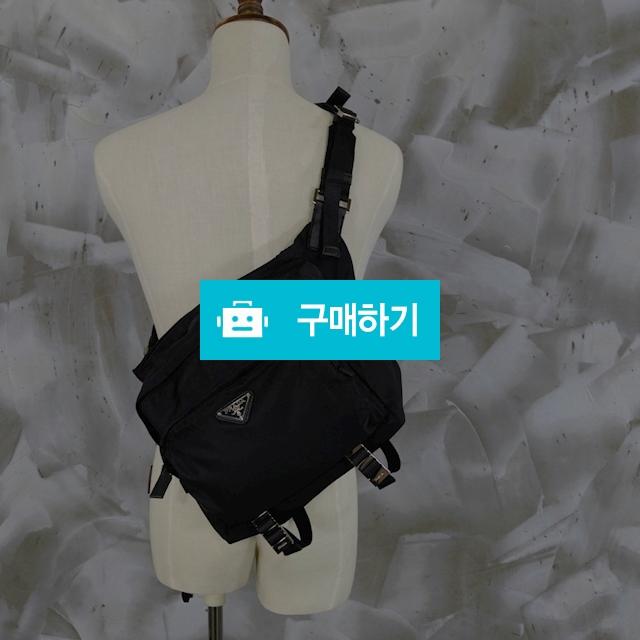 PRADA 프라다 18FW 신형 바이커 백  / 럭소님의 스토어 / 디비디비 / 구매하기 / 특가할인