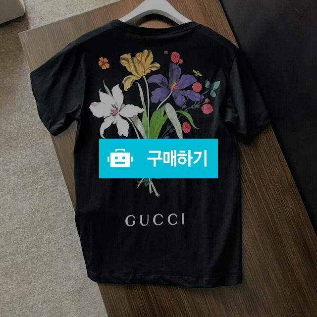 구찌 뒤 플라워 반팔T / JUN패션스토리 / 디비디비 / 구매하기 / 특가할인