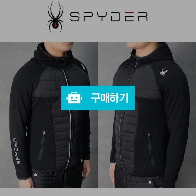[스파이더] 패딩 누빔 자켓  / 럭소님의 스토어 / 디비디비 / 구매하기 / 특가할인