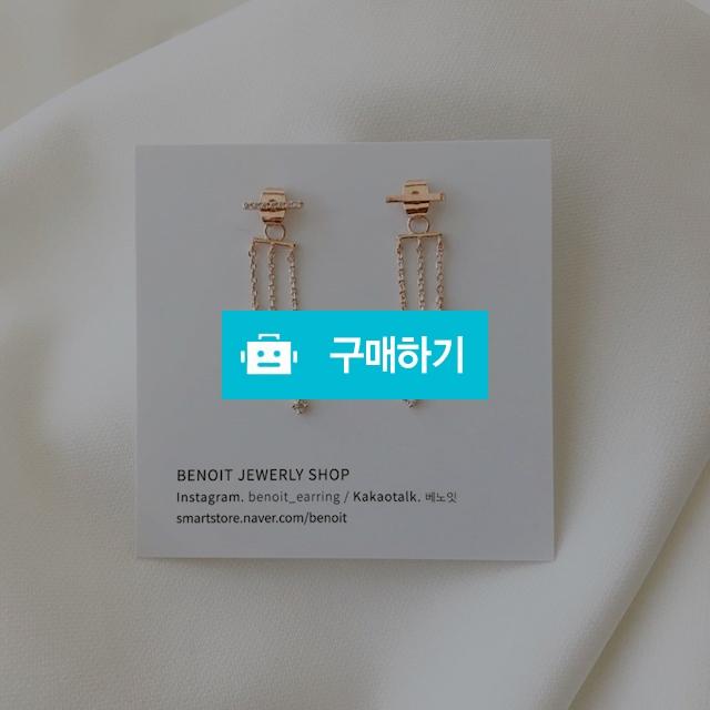 베노잇 2color 실버92.5 김비서가왜그럴까 박민영 귀걸이 스틸 샹들리에 이어링 포인트 화려한 유니크한  / 베노잇 / 디비디비 / 구매하기 / 특가할인