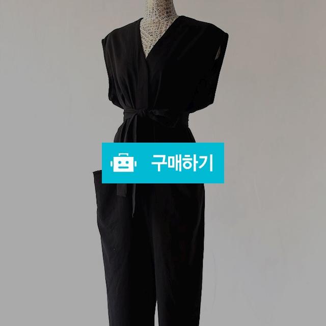[제작] 슬리브리스 와이드 점프수트 / 렌더우먼 / 디비디비 / 구매하기 / 특가할인