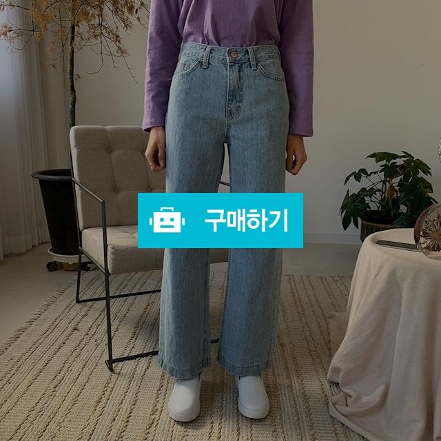 연청 와이드 데님팬츠 ♡XS~2XL♡ / 가빈뚠 / 디비디비 / 구매하기 / 특가할인