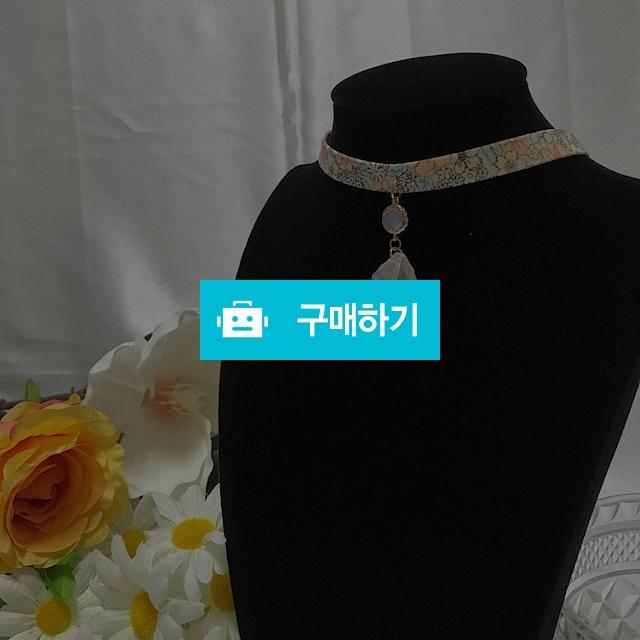 🧚🏻♀️핑크 페탈 초커 / LinPrincess님의 스토어 / 디비디비 / 구매하기 / 특가할인