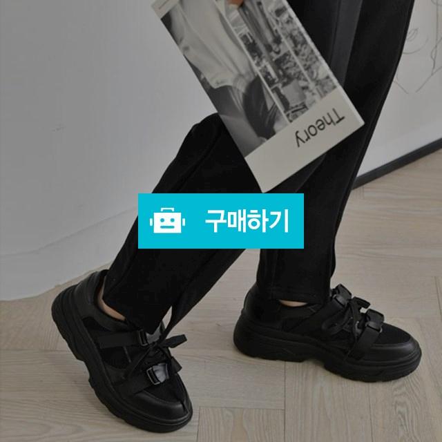 유니크 벨트 어글리 슈즈 / 데일리룩 멜로디민 / 디비디비 / 구매하기 / 특가할인
