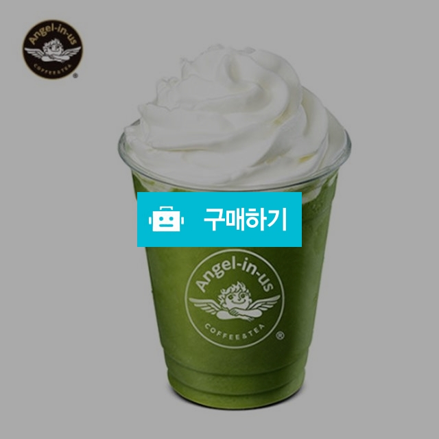 [즉시발송] 엔제리너스 커피 그린티 스노우 (R) 기프티콘 기프티쇼 / 올콘 / 디비디비 / 구매하기 / 특가할인