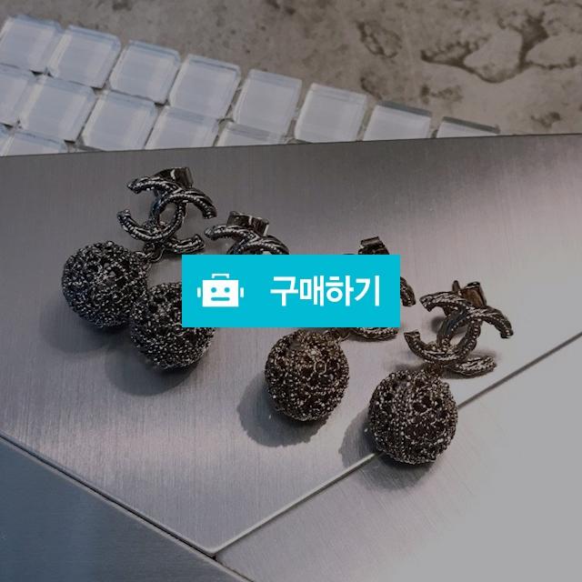 샤넬 볼드롭 귀걸이 (4) / 스타일멀티샵 / 디비디비 / 구매하기 / 특가할인