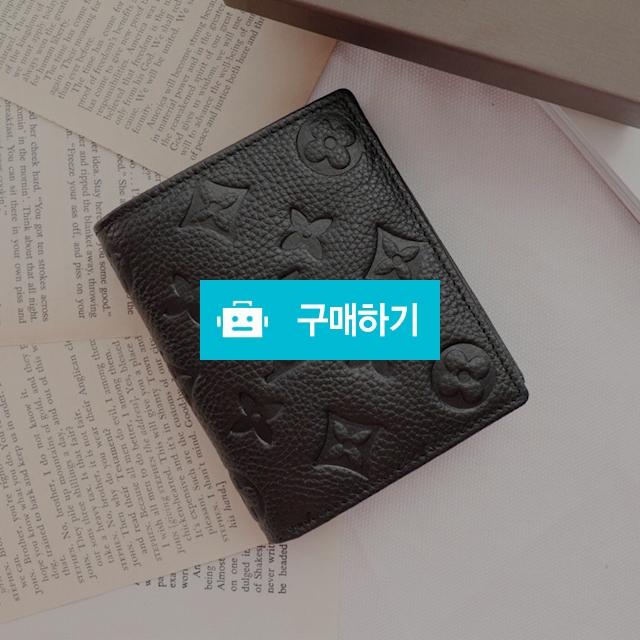 루이비통 앙프 남성용 중지갑 블랙  / 럭소님의 스토어 / 디비디비 / 구매하기 / 특가할인
