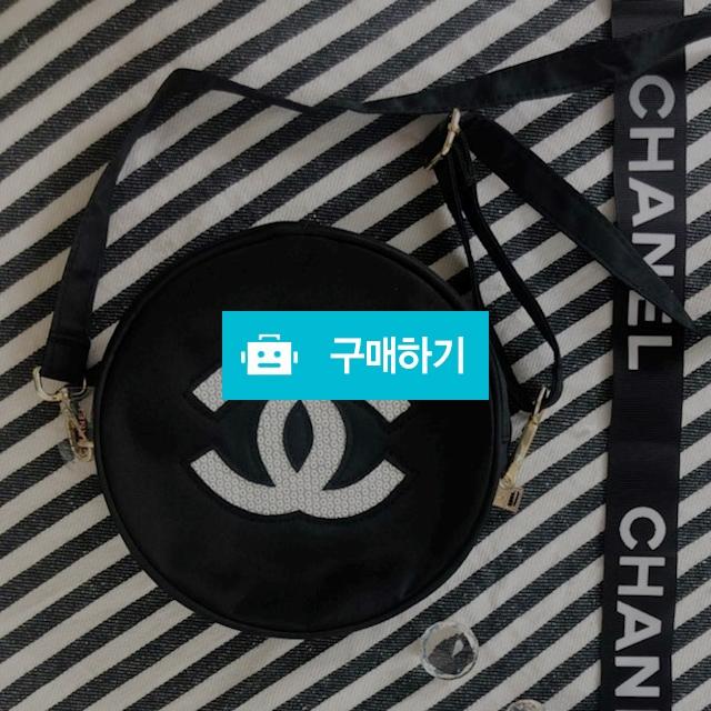 샤넬 프리시젼 라운드백 / 노벨티샵 / 디비디비 / 구매하기 / 특가할인