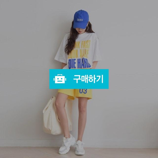 허리밴딩 프린팅 츄리링 반바지 (3color) / 겟잇미 / 디비디비 / 구매하기 / 특가할인