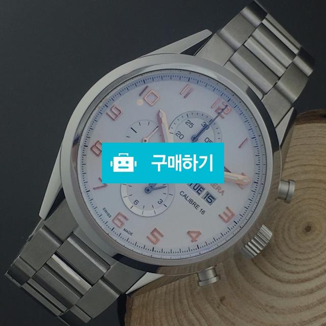 테그호이어 도깨비 공유시계 흰판 메탈   B2 / 럭소님의 스토어 / 디비디비 / 구매하기 / 특가할인