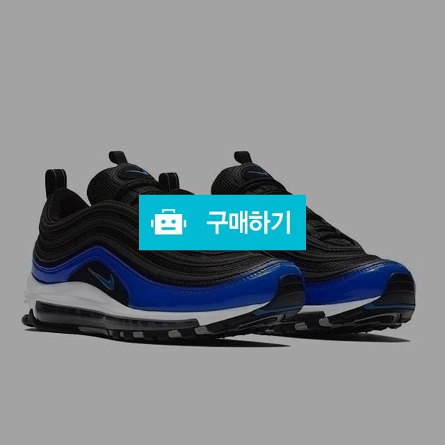 [Nike] 에어맥스97 블랙블루 20주년이탈리아팩 한정판 / 럭소님의 스토어 / 디비디비 / 구매하기 / 특가할인