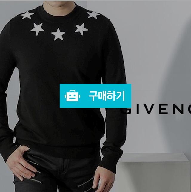 Givenchy PARIS 지방시 파리스 18F/W 스타패치 울 니트 / 럭소님의 스토어 / 디비디비 / 구매하기 / 특가할인