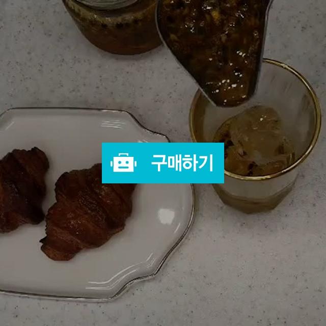 톡톡씹히는 식감깡패 패션후르츠청 / 봄느수제청 / 디비디비 / 구매하기 / 특가할인