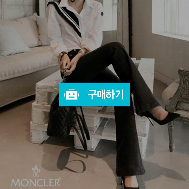 [MONCLER] 몽클레어 블랙라벨 언발프릴 셔츠 / 럭소님의 스토어 / 디비디비 / 구매하기 / 특가할인