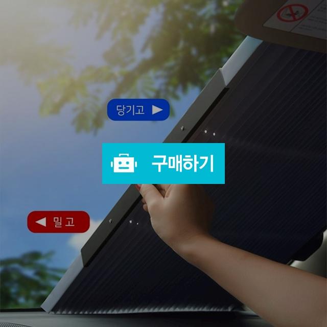 자바라 차량용 햇빛가리개 / 레이지몰 / 디비디비 / 구매하기 / 특가할인