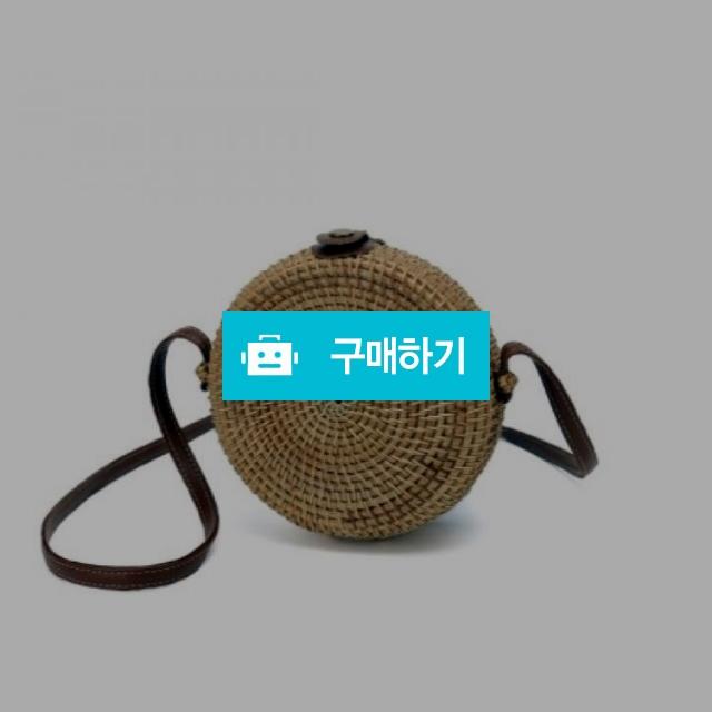 동글 라탄백 / 제나샵 / 디비디비 / 구매하기 / 특가할인