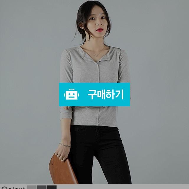SR 앞절개트임 긴팔면티셔츠 / 신라상점 / 디비디비 / 구매하기 / 특가할인
